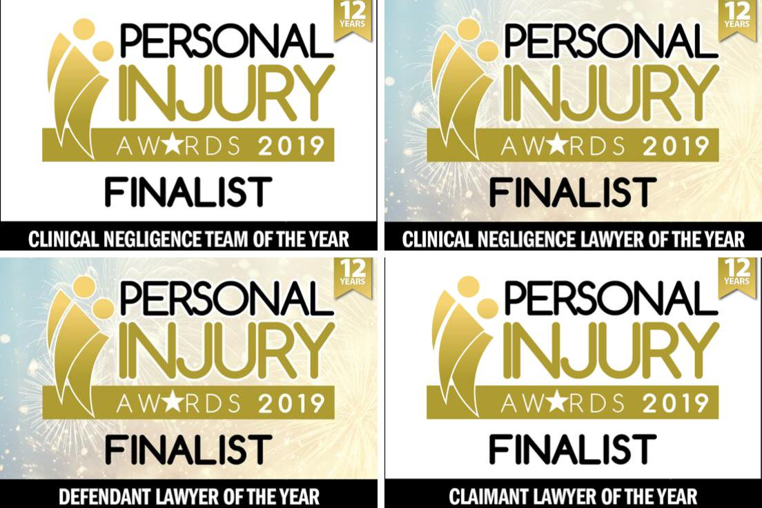 Regional Law Firm becomes Finalist for National Awards