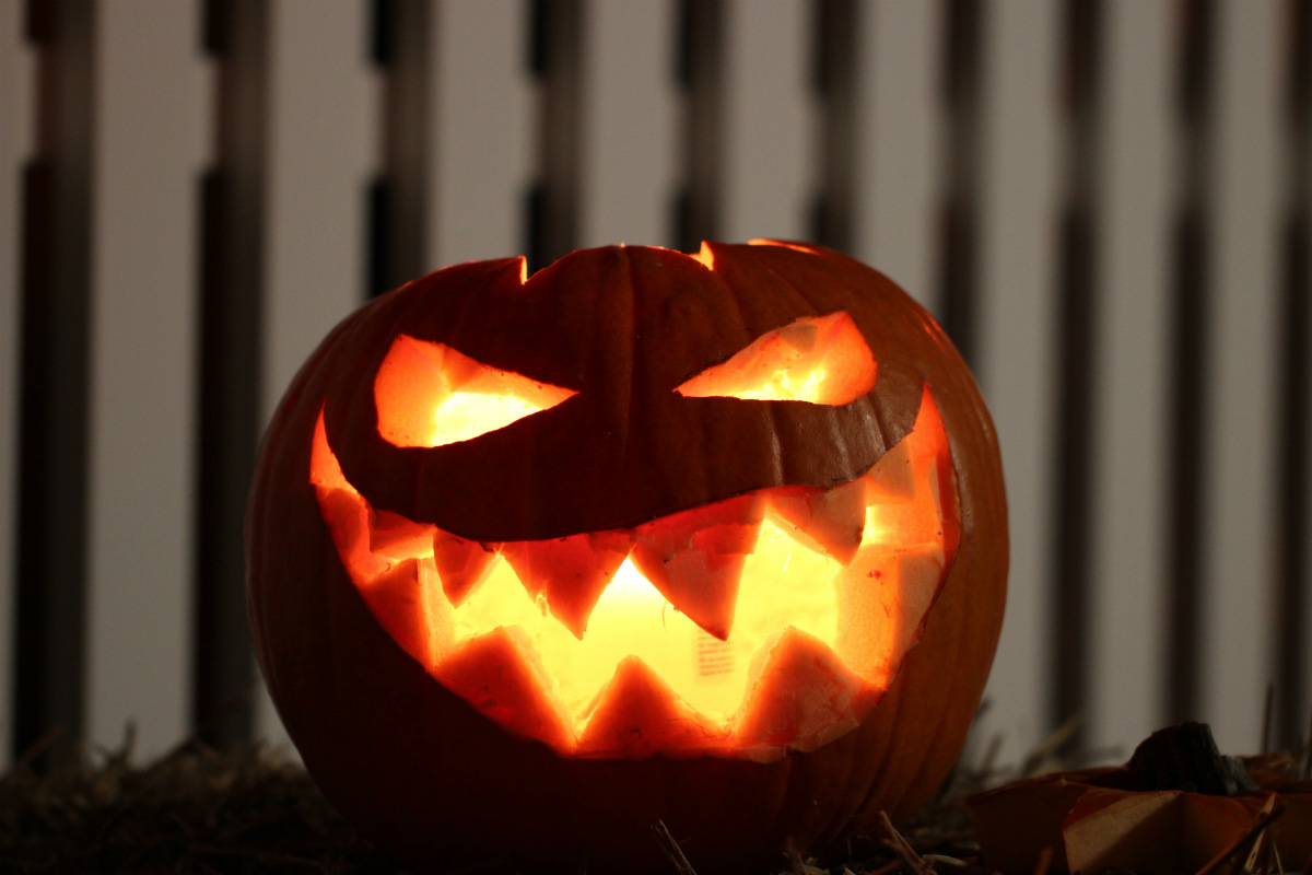 A Frightful Five Fact Friday - Halloween