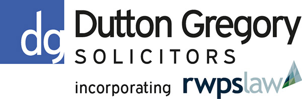 Dutton Gregory Incorporating RWPS Law